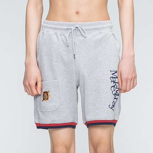 MMD Sweat Shorts_Grey