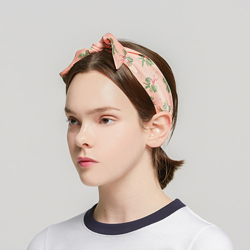 Flamingo Hairband_Pink