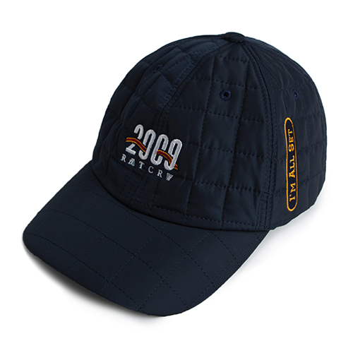2009 Quilting Ball Cap_Navy