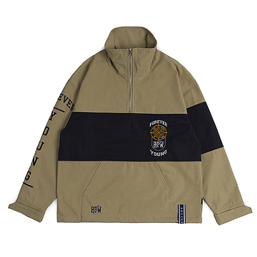 10th Forever Young Anorak_Beige