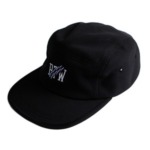 RTW Camp Cap_Black