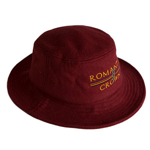 RMTC wool bucket hat_Burgundy