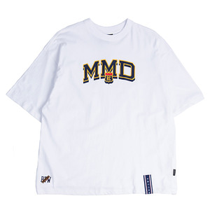 MMD LOGO T_Shirt_White