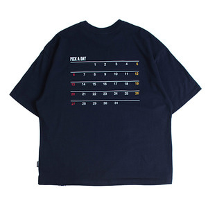 Scheduler T_Shirt_Navy