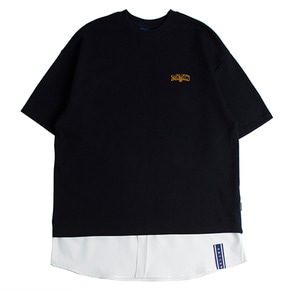 Shirt Tail T Shirts_Navy