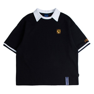 MMD Collar T Shirts_Navy