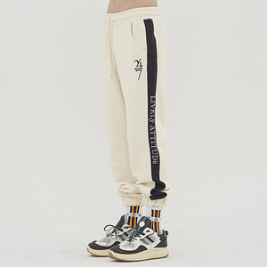 10th Lively Sweat Pants_Oatmeal