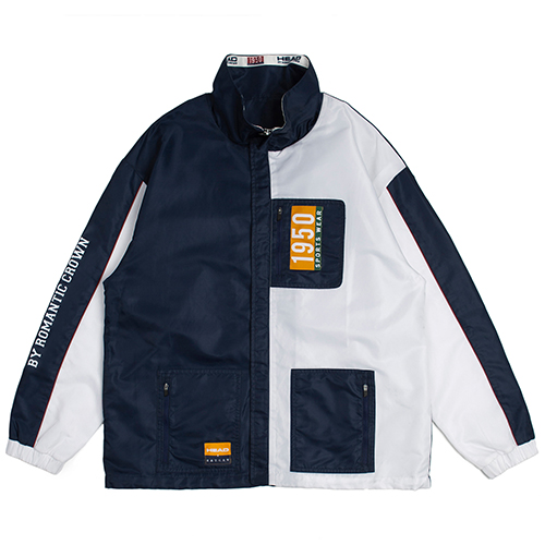 HEAD BY RMTC 1950 Windbreaker_Navy