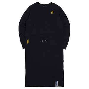 GNAC Sweat Dress_Navy