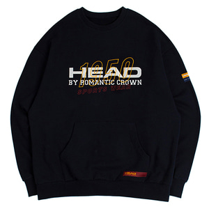 HEAD BY RMTC Sweat Shirt_Navy