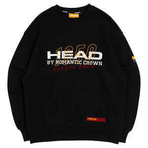 HEAD BY RMTC Sweat Shirt_Black
