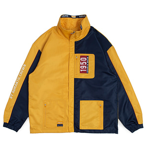 HEAD BY RMTC 1950 Windbreaker_Yellow