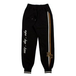 RC Double Line Sweat Pants_Black