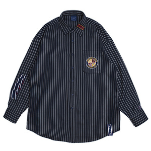 10th Ceremony Tape Shirts_Navy