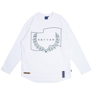 RMTCRW Long Sleeve_White