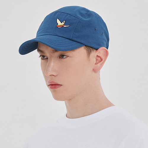 [R.C X M.G]Ceremony Camp Cap_Blue