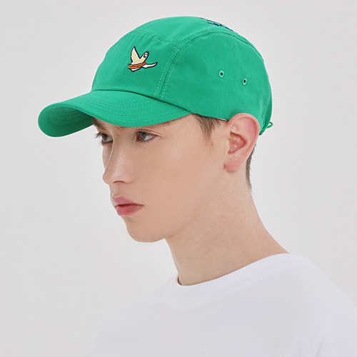 [R.C X M.G]Ceremony Camp Cap_Green