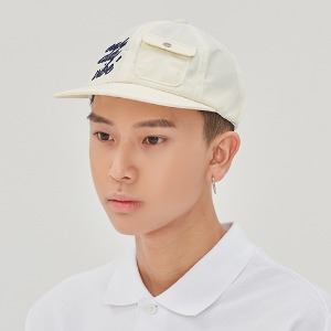E.D.V Pocket Ball Cap_Oatmeal