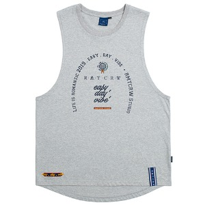 RMTCRW Studio Sleeveless_Grey