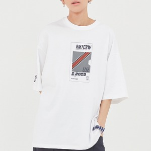 RMTC Video Case T Shirt_White