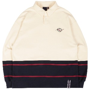 FRIDAY POLO SHIRT_OATMEAL