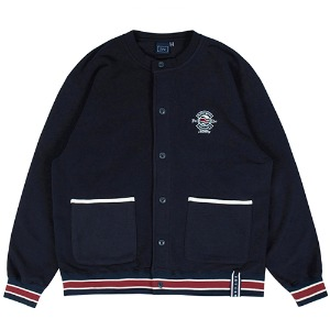 FRIDAY CEREMONY CARDIGAN_NAVY